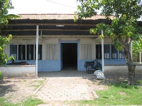 base camp Anak Seribu Pulau