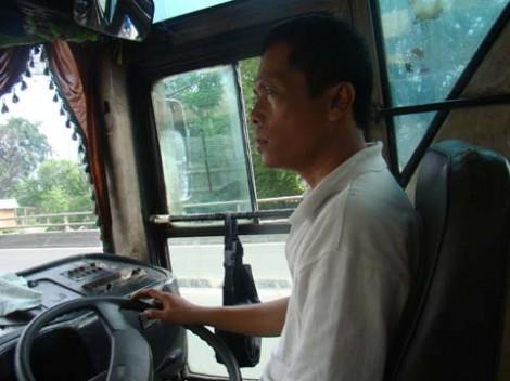 Sihombing, supir Metro Mini 91