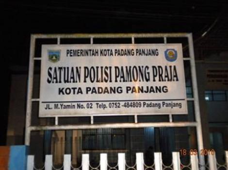 Kantor Satuan Polisi Pamong Praja Padang Panjang