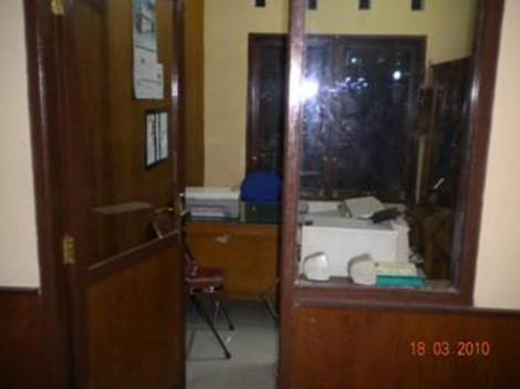 Ruang tempat kami di interogasi
