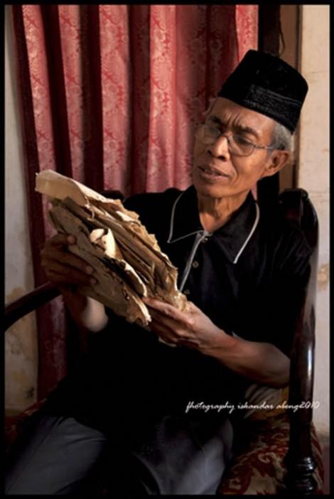 Ki Akhamadi, dalang wayang golek cepak Indramayu