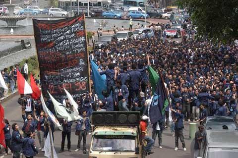 Demo mahasiswa pada Mei 1998