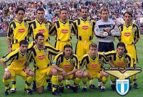 Squad Lazio 1999-2000