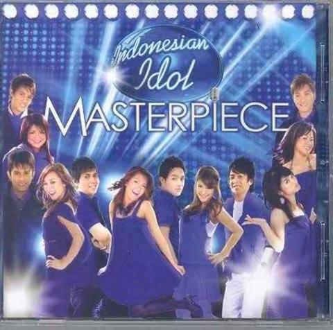 Cover Album Kompilasi Indonesian Idol 1