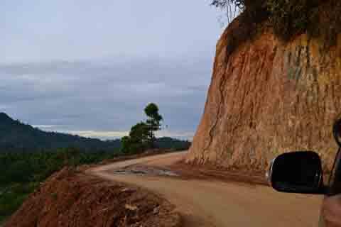Perjalanan panjang menuju Abai