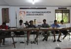 Suasana Pelatihan Pemantauan Media