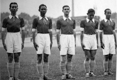 Indonesia national football team had once qualified for 1938 World Cup in France under the name Dutch East Indies.