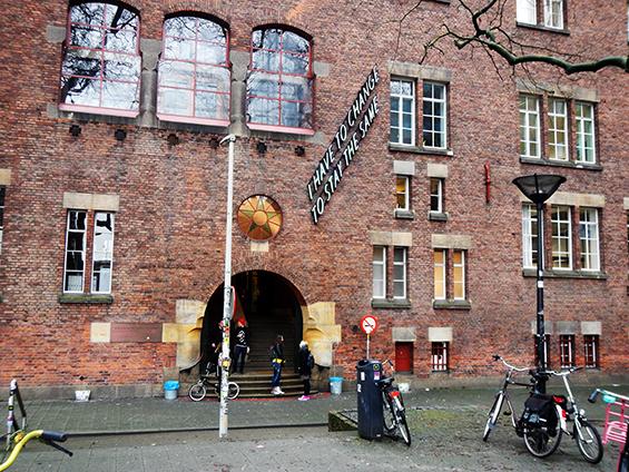 Willem de Kooning Academy, Rotterdam, Belanda.