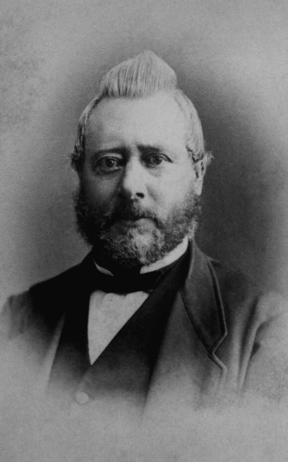 Pieter Bleeker (foto diakses dari Wikipedia).