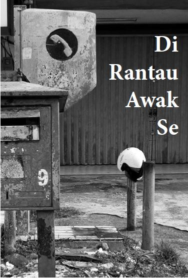 "Sampul katalog kumpulan tulisan ""Di Rantau Awak Se"". (Foto: Gelar Soemantri; Desain Sampul: Manshur Zikri)."